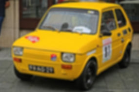 Fiat 126 Personal 4 - 1973