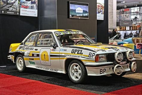 Opel Ascona 2000 - 1979