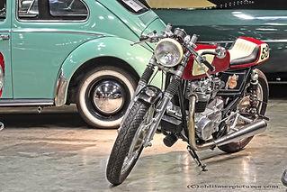 Oldtimerbeurs Genk 2019 - Yamaha