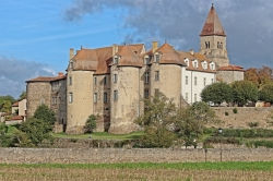 Château-Prieuré de Pommiers-en-Forez