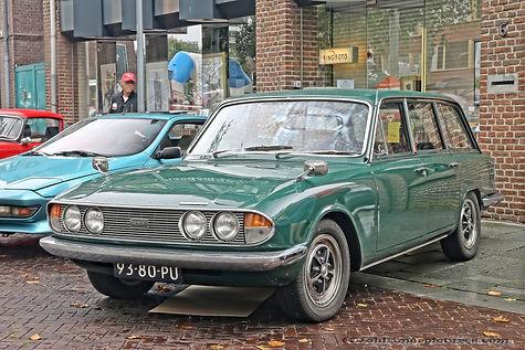 Triumph 2000 MkII Estate - 1971