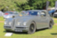 Alfa Romeo 6C 2500 SS - 1942