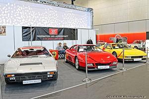 Bremen Classic Motorshow - Ferrari