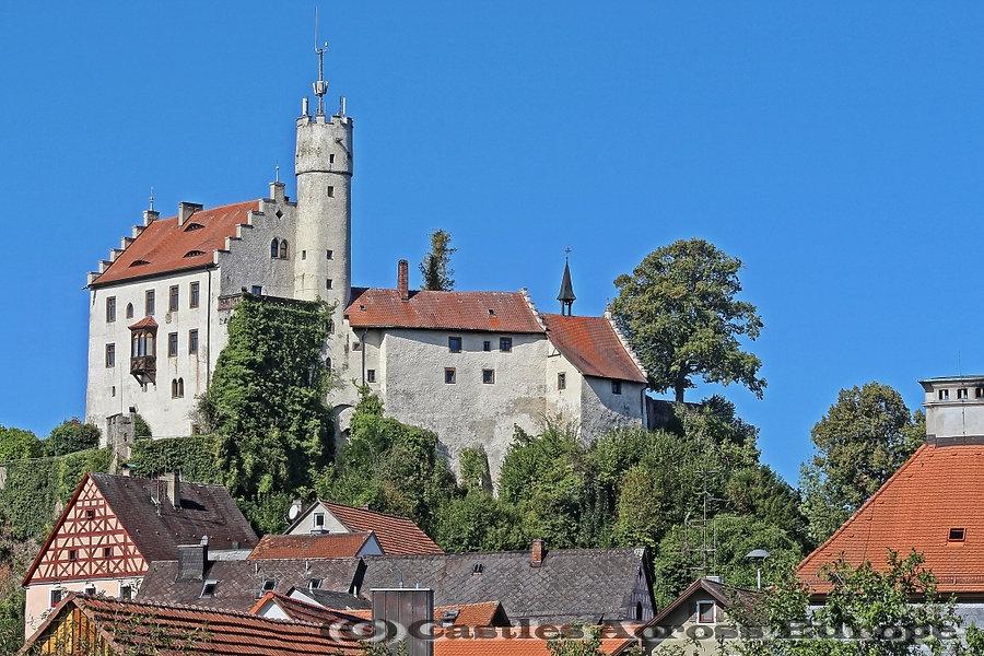 Burg Gößweinstein, Germany