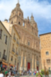 Salamanca - La Clerecía