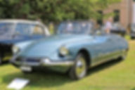 Citroën DS19M Decapotable - 1965