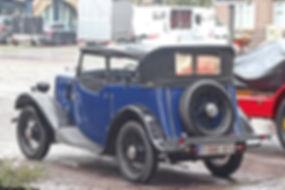 Morris S8 - 1936