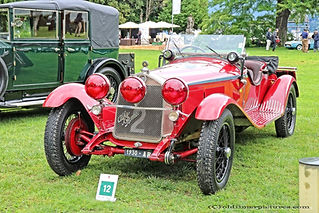 Alfa Romeo 6C 1750 Gran Sport Spider by Zagato - 1930