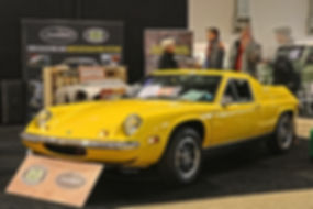 Lotus Europa Twin Cam Special - 1972