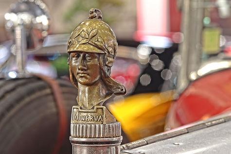 Minerva AB Roadster - 1925