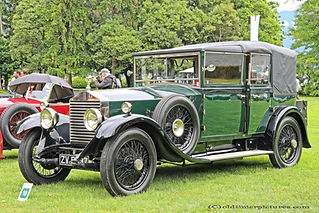 Rolls-Royce 20HP Three-Position Cabriolet by Barker & Co - 1929