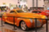 Lincoln Zephyr El Zoro by Deco Ride - 1939