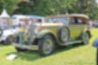 Mercedes-Benz 630 K Tourenwagen Erdmann & Rossi - 1927