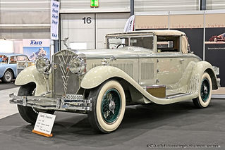 Isotta-Fraschini Tipo 8A Valentino Cabriolet - 1927
