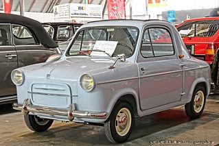 Vespa 400 - 1959