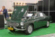 Volvo Aston Martin DB208 Prototype - 1961