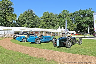 Concours D'Elegance Suisse 2019 - Bugatti