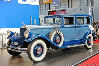 Pierce-Arrow Model B - 1930