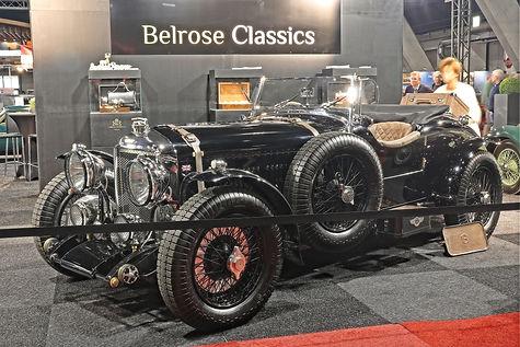 Bentley Mk VI Special Justine - 1951