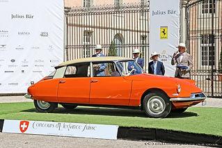 Citroën ID 19 Luxe - 1957