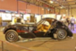 Bugatti 57 SC Atlantic - 1936 - Koux replica