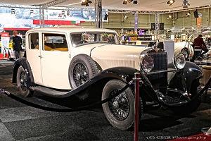 Hispano-Suiza Van Vooren - 1935