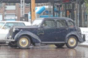 Vauxhall J14 - 1947
