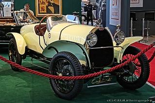 Bugatti Type 23-Brescia - 1924