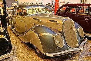 Panhard & Levassor X76 Dynamic 130 - 1936