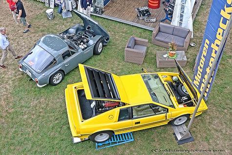 Lotus Esprit - TVR Griffith