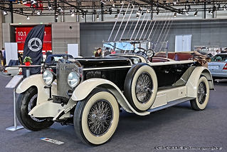 Mercedes-Benz 24/100/140 Fleetwood - 1924