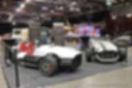 Lenoir Vanderhall Venice + Speedster