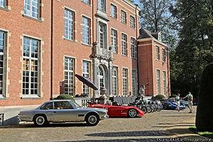 Antwerp Concours 2018 - Maserati