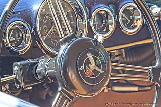 Alvis TC108G Super Coupe - 1958