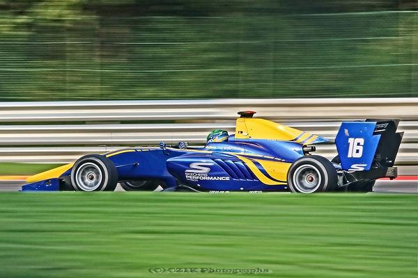 Bruno Baptista, GP3