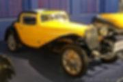 Bugatti Type 55 Coach - 1932