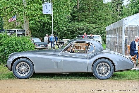 Jaguar XK 120 SE FHC - 1953