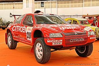 Citroën ZX Rallye Raid Evo 3 - 1994