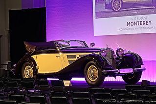 Mercedes-Benz 540 K Cabriolet A - 1937