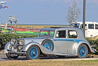 Alvis Speed 20 SD - 1936
