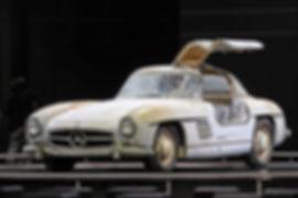 Mercedes-Benz 300 SL W198 - 1954