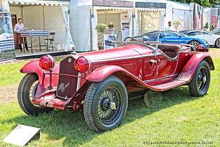 Alfa Romeo 6C 1750 Grand Sport Zagato - 1931