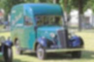 Chevrolet CG Panel Truck - 1937