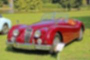 Jaguar XK140 SE - 1956