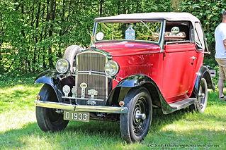 Opel 1.2 LG Cabriolet - 1933