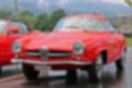 Alfa Romeo Giulietta Sprint Speciale - 1964