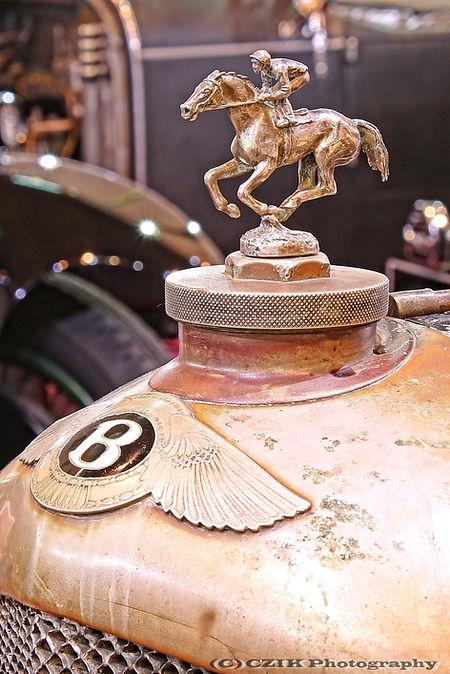 Bentley 4.5L H.J. Mulliner Saloon - 1929
