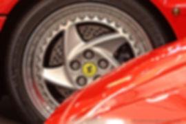 Techno Classica Essen - Ferrari
