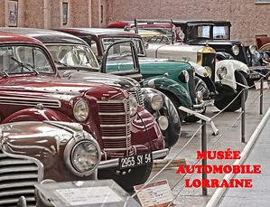 Musée Automobile de Lorraine