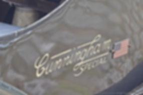 Cunningham V5 Special - 1924